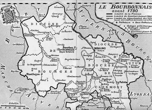 montagne bourbonnaise carte